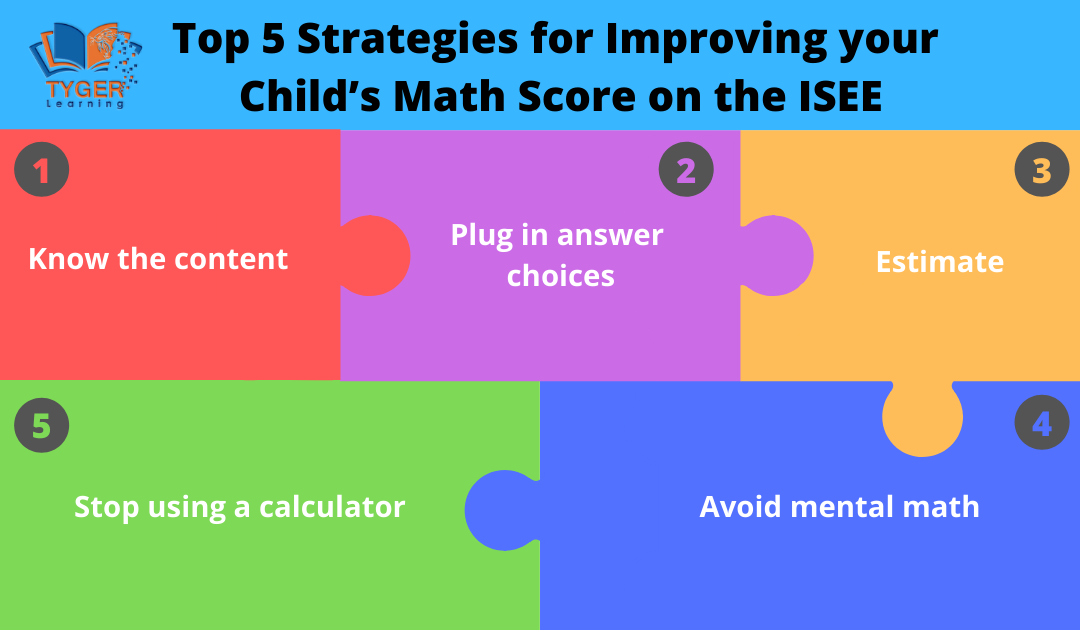 Top 5 Strategies to Improve ISEE Math Score