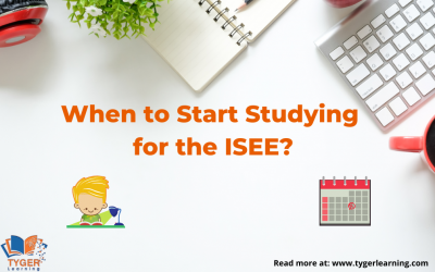 When to Start Studying for the ISEE?
