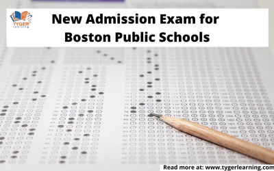 New Admission Exam for Boston Public Schools