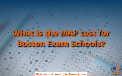 MAP test for Boston Exam Schools