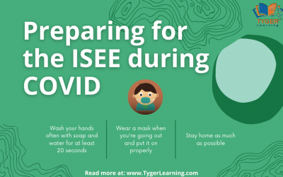 Preparing for the ISEE during COVID
