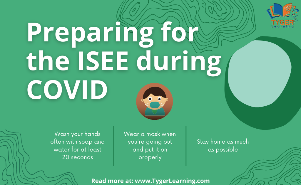 Preparing for the ISEE during COVID | Tyger Learning