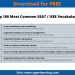 Most Common ISEE Vocabulary Words | Tyger Learning